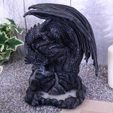 Dragon Pool Backflow Incense Cone Burner 19cm