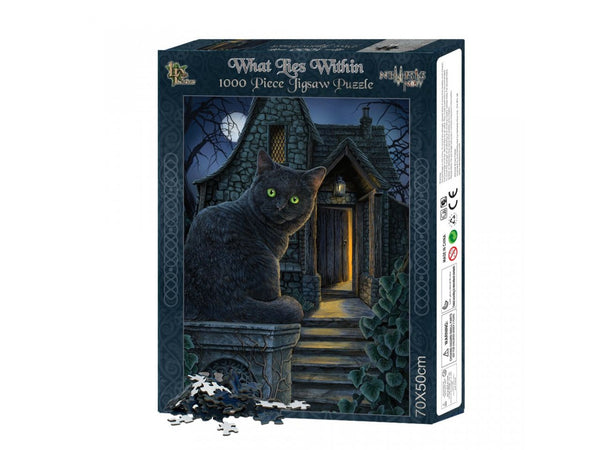 What Lies Within Jigsaw (Lisa Parker) 1000pcs