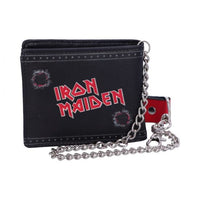 Officially Licensed Iron Maiden Band Eddie Trooper Union Flag Wallet