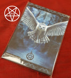 Embossed Journal Awaken Your Magic Design by Anne Stokes 17cm