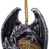 8cm Elden Festive Hanging Dragon Ornament