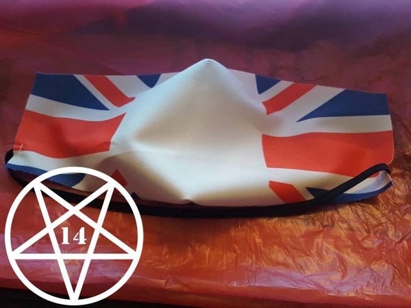 Union Flag Union Jack Face Covering Mask Limited Edition