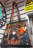 Gorjuss - Handbag - Autumn Leaves