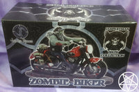 Bearded Zombie Biker by James Ryman 20cm Figurine