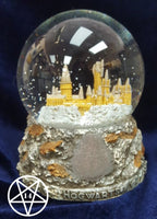 Harry Potter Hogwarts Castle Snow Globe Ornament