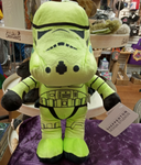 Stormtrooper Soft Toy Green