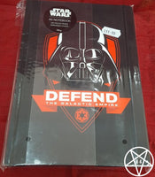 A5 Notebook Journal Star Wars Darth Vader