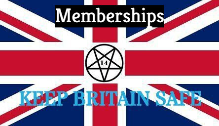 KEEP BRITAIN SAFE Membership