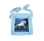Moonlight Unicorn Side Bag design by Anne Stokes