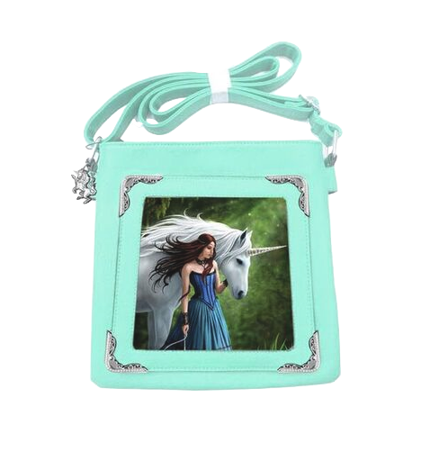 Anne Stokes Unicorn Range Enchanted Pool Side Bag