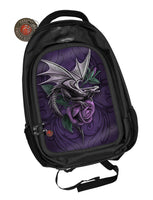 Dragon Beauty Backpack design by Anne Stokes