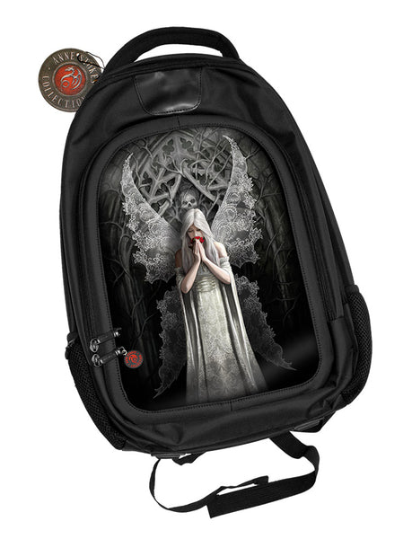 Only Love Remains Fairy Angel Backpack 3D Lenticular design by Anne Stokes