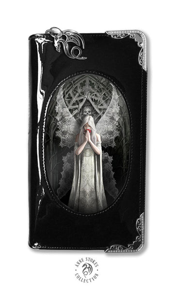 Only Love Remains 3D Lenticular Purse design by Anne Stokes