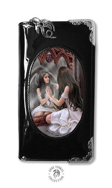 Magic Mirror Purse design by Anne Stokes