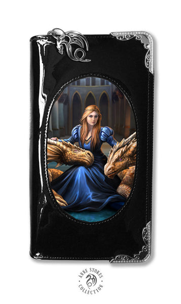 Fierce Loyalty Purse design by Anne Stokes