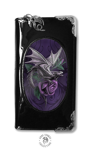Dragon Beauty Purse 3D Lenticular design by Anne Stokes