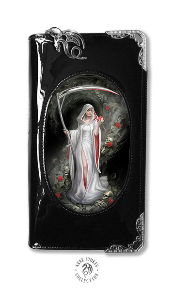 Life Blood Purse design by Anne Stokes
