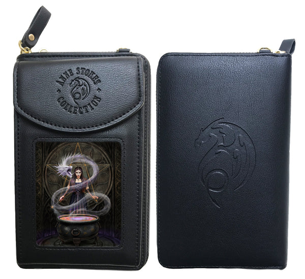 Anne Stokes The Summoning Purse + Phone Holder 3D Lenticular