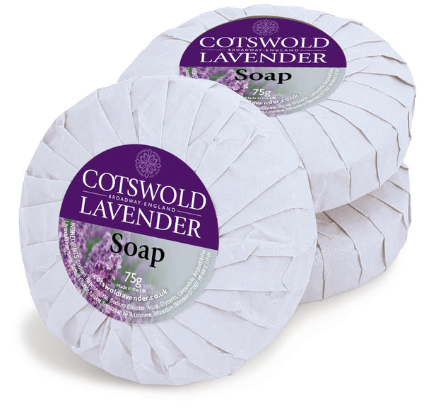 Lavender Triple Milled Soap 75g
