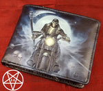 Hell Rider Wallet Design by James Ryman