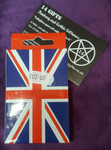 Union Flag Union Jack Playing Cards