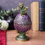 Pre-order18.7cm Egg Guardian Emerald Dragon Scale Egg Box