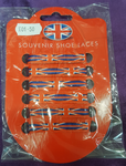 Union Flag Union Jack Shoe Laces