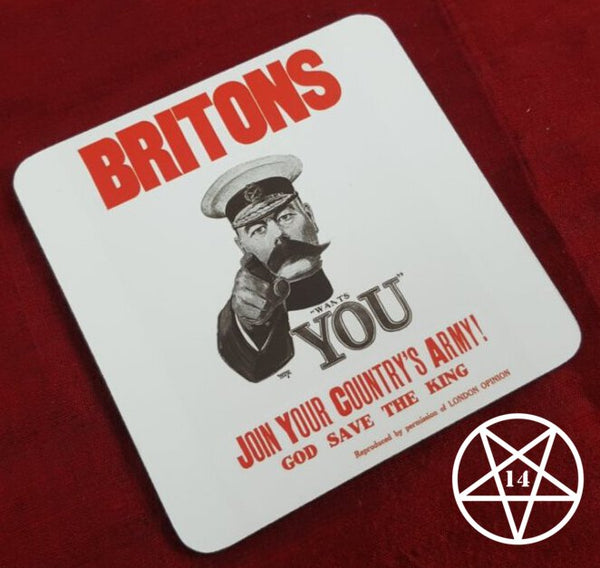 Coaster British Lord Kitchener