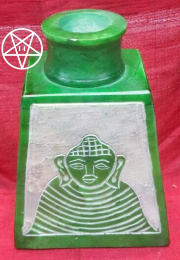 Soapstone Buddha Reed Diffuser