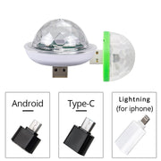 USB Night Lamp