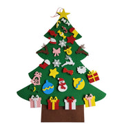 Freely Pasted Christmas Tree