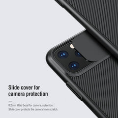 Slide cover for camera protection