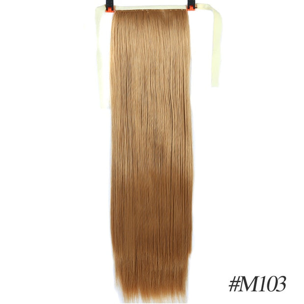 straight hair clip on extensions