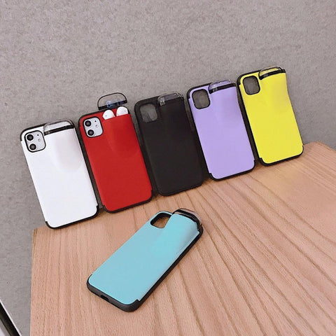 2-In-1 Iphone Airpod Cases
