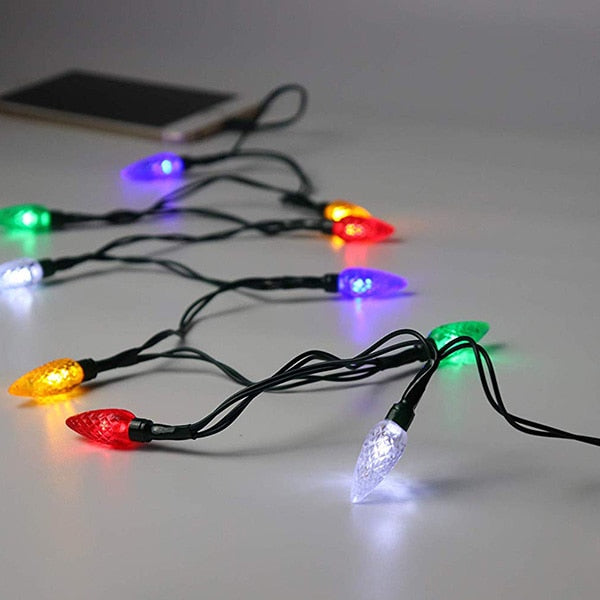 Lights Phone Charging Cable