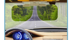 sun visor for car windshield