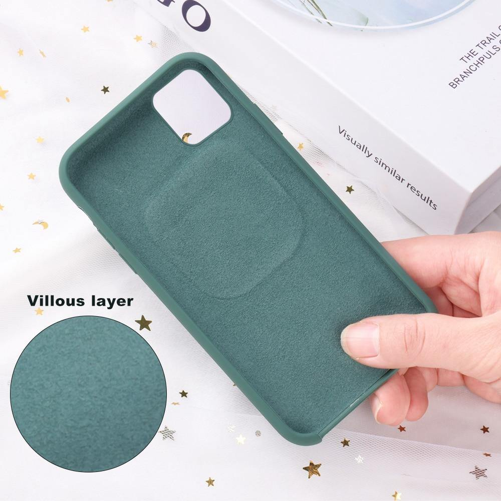 2-in-1 Phone case for iPhone and for AirPods Wireless