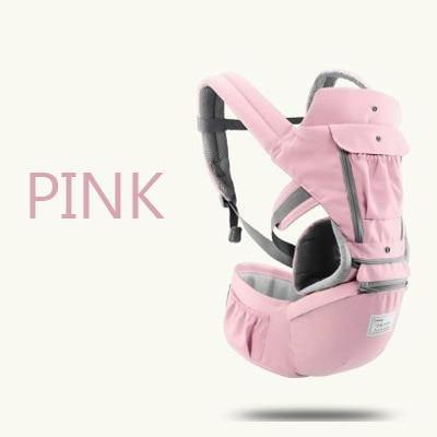 ALL-IN-ONE ERGONOMIC BABY TRAVEL CARRIER