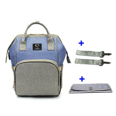 SMART TRAVEL DIAPER BAG