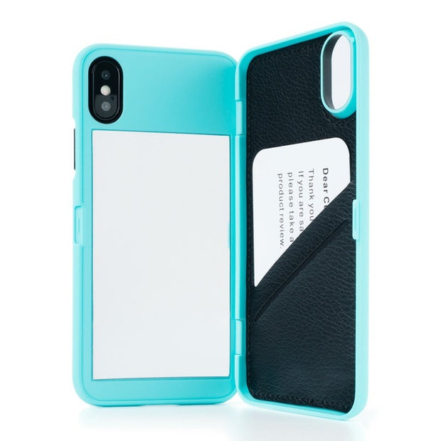 Dual Layer Flip Phone Case