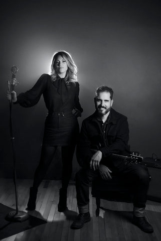 Charlie Hunter & Lucy Woodward bei The Orange Room - 28. September 2019