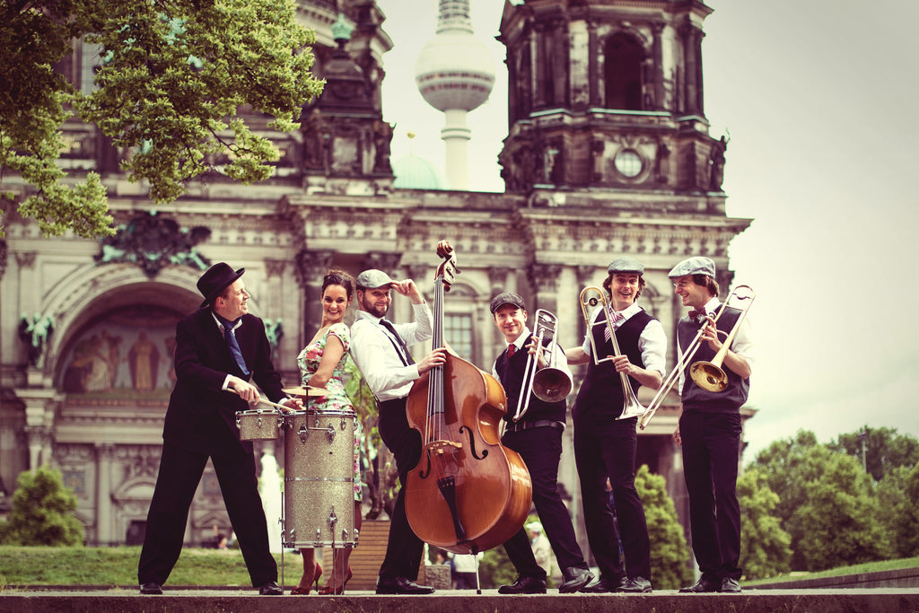 German Trombone Vibration -  am 24. Februar bei The Orange Room