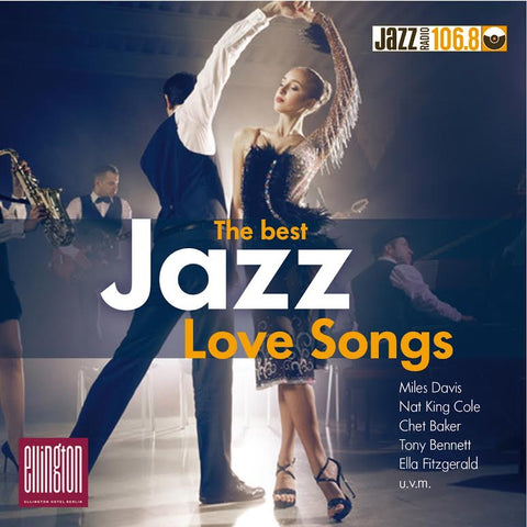The Best Jazz Love Songs