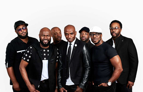 Naturally 7 bei The Orange Room - 15.10.2017
