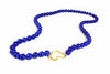 Lapis Constellation necklace