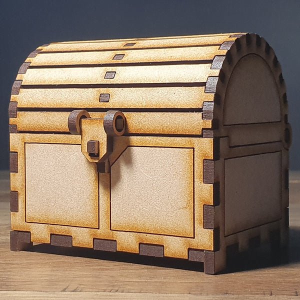 Dice Treasure Chest