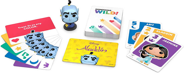 Aladdin - Something Wild Card Game