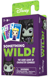 Disney Villains - Something Wild Card Game