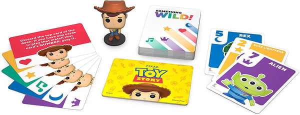 Toy Story - Something Wild Card Game