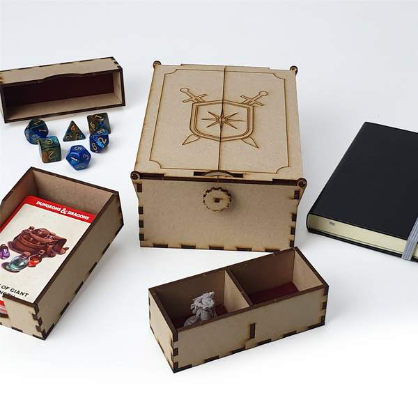 Box of Holding (D&D Character Box)